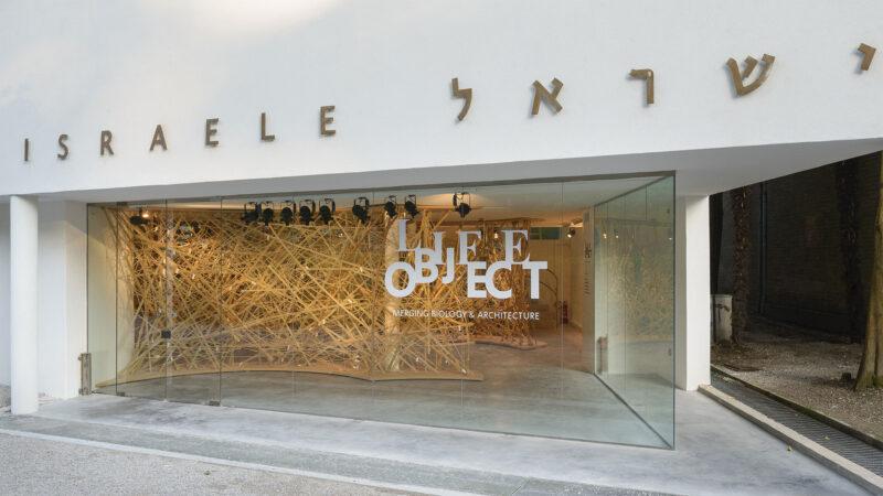פרויקט LIfeObject בתערוכה 40/40